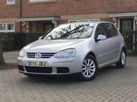 2007 Volkswagen Golf 1.9 TDI Match 5dr