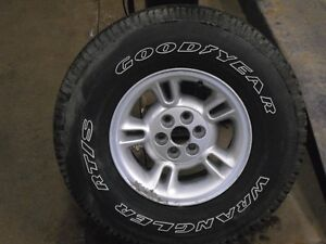 1 Brand new 31x10.50 r15 tire