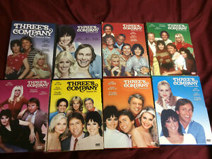 Three's Company entire series
