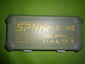 Halo 3 SPNKr Case Missile Mint Condition For Collector