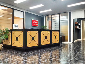 Calgary FREE Office Rental Incentives with Signed Lease - LeTeam