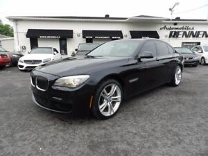 BMW 7 Series 4dr Sdn xDrive AWD 2012