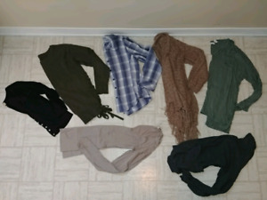 Women's sweaters, cardigans, long sleeves