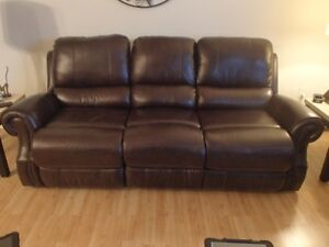 Genuine Leather power sofa for sale