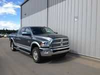 2013 Ram 2500 Laramie   - Power Sunroof - Keyless Go - Low Milea