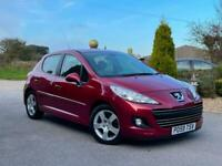 2009 Peugeot 207 1.6 VTi Sport [120] 5dr Auto HATCHBACK Petrol Automatic