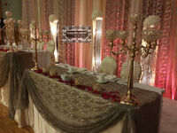 Wedding decor-top quality- all colours at half the price