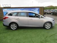 2014 Ford Focus 1.6 TDCi ECOnetic Titanium Navigator 5dr