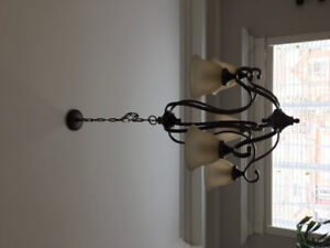 2 Chandeliers (see other ads for more matching lights