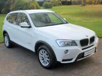2013 (63) BMW X3 2.0TD 184bhp xDrive20d SE 5dr