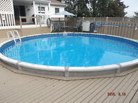 Complete pool package
