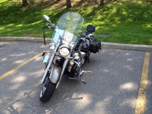 YAMAHA MOTORCYCLE FOR SALE!