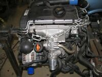 SUPPLIED & FITTED VW sharan 2.0 TDI Diesel engine