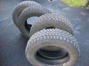 215/60 R16 Hankook Winter Tires. Excellent Condition