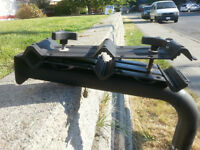 SWAGMAN 3 BIKE HOLDER FOR HITCH OR BALL,COMES WITH BALL