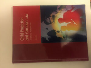 Child Protection and Canadian Law Textbook