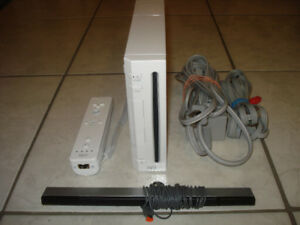 Wii Complete w/3000+ Games!