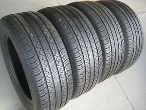 Michelin Latitude Tour HP 255/55R18 tires - Set of 4
