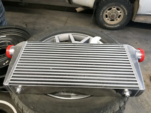 Rx7 fd front mount intercooler