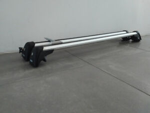 Barre support de toit bmw X5 (Thule)