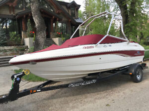 2005 Chaparral 190ssi - Immaculate - includes storage to 05/19