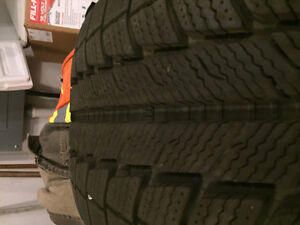 Truck /SUV winter tires