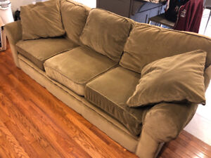 Used Couch and chair for sale - great condition!