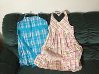 Two Spring Summer Dresses Lot AA