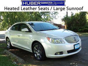2012 Buick LaCrosse Sunroof/Heated Seats/Backup Camera