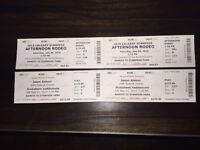CALGARY STAMPEDE RODEO & JASON ALDEAN TICKETS