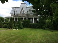 Heritage Manse for sale By Auction in ONT Sept. 11-12, 2015