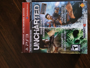4 ps3 games  40 bucks for all 4!