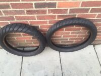 Avon distanzia tyres dtr 125/kmx 125