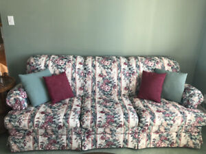 Couch and Chair