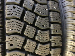 DODGE CARAVAN WINTER TIRES AND RIMS