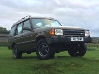 Land Rover Discovery 300tdi 4x4 2.5l