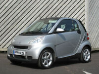 2010/59 SMART FOUR TWO 1.0Pulse SEMI-AUTOMATIC MANUAL COUPE - ONLY 40000 MILES !