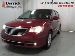 2014 Chrysler Town Country Touring 2 Pwr Sliding Drs $112.12 B/W