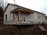 Construction, Rénovation, Revêtement, Isolation, Toiture