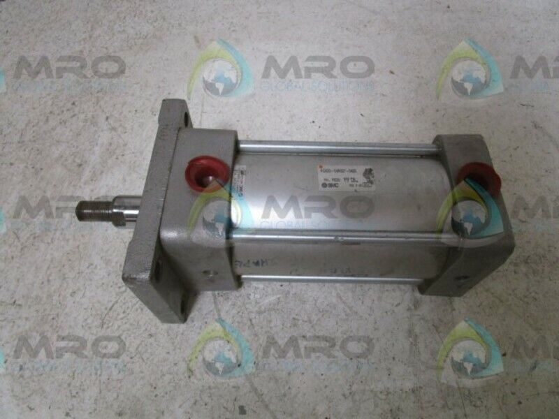 SMC NCAX0-E4N007-0400 CYLINDER * USED *