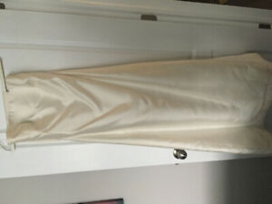 Ralph Lauren size 10 ball gown with matching wrap :wedding