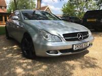 Mercedes-Benz CLS320 3.0CDi 7G-Tronic 320 AUTO AMG ALLOYS