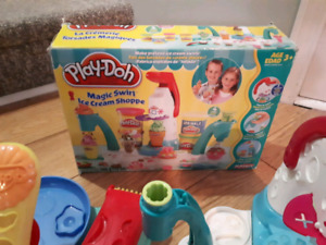 Assorted Play-Doh sets
