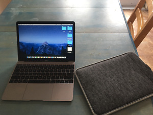Apple 12-inch MacBook (2016) 256GB - Space Grey