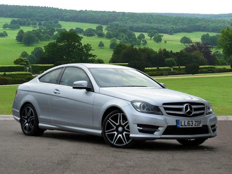 2013 mercedes benz c class 2 1 c220 cdi amg sport plus 2dr in newcastle under lyme - Mercedes c220 coupe amg sport ...