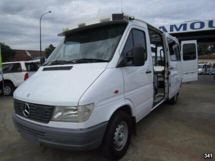 2000 Mercedes-Benz Sprinter 313 CDI  - Convert to a camper today! St James Victoria Park Area Preview