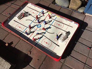 60's DELUXE CANADIAN TABLE HOCKEY GAME