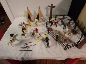 Playmobil - Cowboys et indiens