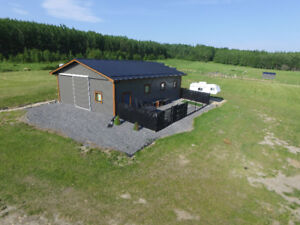 75 acres for Sale with 36'x48' shop