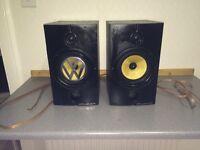 Wharfedale Diamond 8.2 Pro speakers